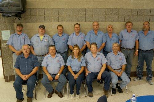 2015-2016 Custodial Staff