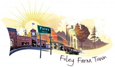 Foley High School Senior Lockin logo for 2018.